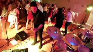 The Rebel Party Band // Alternative wedding band // Someday by The Strokes cover