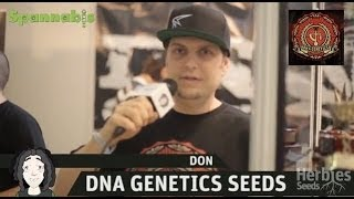DNA Genetics Seeds @ Spannabis Barcelona 2013
