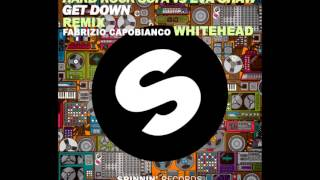 Hard Rock Sofa vs Eva Shaw  - Get Down (WHITEHEAD Mix)
