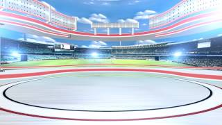 FREE HD Virtual Studio sports stadium long HD