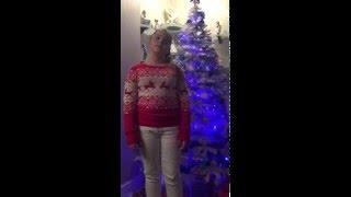 Elisha singing Hallelujah