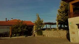 Entrada no Hotel Rural Quinta de S. Sebastiao