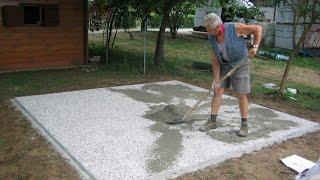 Come costruire il basamento per la tua casetta in legno