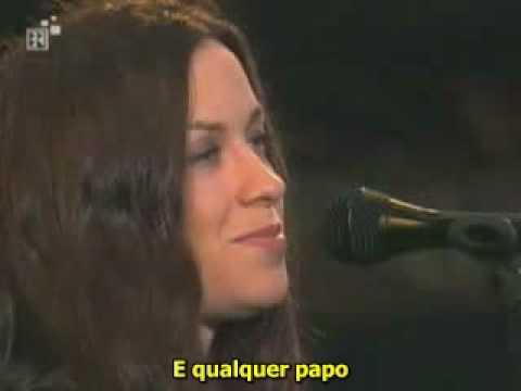 Narcissus En Portugues de Alanis Morissette Letra y Video