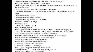 Love U Soniyo by Arbaz Alam