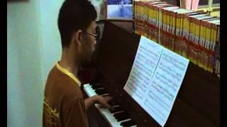 รอคำว่ารัก-note and piano by Blessing