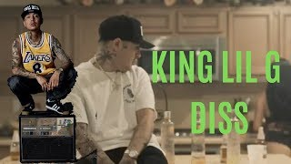 Young Drummer Boy- 3am(Official KING LIL G DISS  Video )