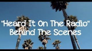 "Ross Lynch ""Heard It On The Radio"" BTS with cast from Austin & Ally | Disney Playlist"