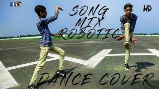 Yeh jo teri payalon ki chan chan hai mix robotic   Dance by   Sunny Gupta