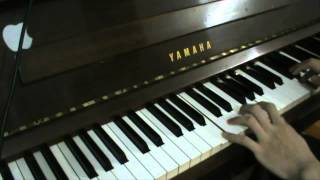 Best Romantic Song for Piano -Dwelling Narrowness on piano(ReUp)