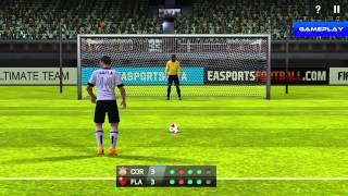 Fifa 14 - Corinthians x Flamengo (Gameplay)