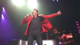 Lionel Richie Sail On - live at Planet Hollywood, Las Vegas -Dec/30/2016