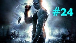 """The Chronicles of Riddick - Assault on Dark Athena"" walkthrough, checkpoint 16 - Bazaar"