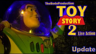 Live Action Toy Story 2 Project - Update