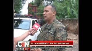 Operativo de seguridad en Pelopincho arrojó resultados positivos