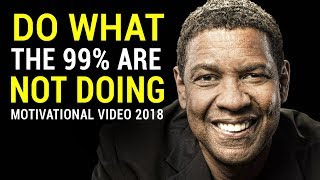 Denzel Washington's Life Advice Will Change Your Future (MUST WATCH) Motivational Speech 2018