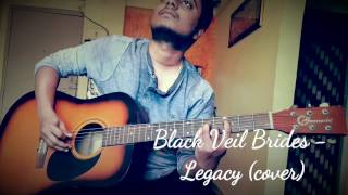 The Legacy - Black Veil Brides Acoustic Cover