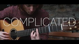 Avril Lavigne - Complicated - Fingerstyle Guitar Cover by James Bartholomew