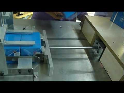 Parfüm ve Benzeri kutuları Jelatinleme Makinesi