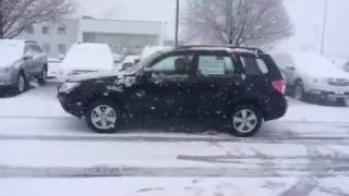 Subaru's Symmetrical All-Wheel Drive vs Competition