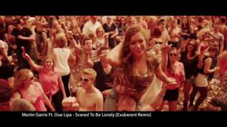 Martin Garrix Ft  Dua Lipa   Scared To Be Lonely (Exuberant Remix) HARDSTYLE