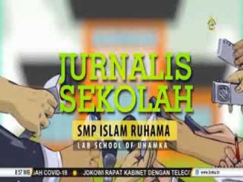 Jurnalis Sekolah TvMU (Tv Muhammadiah)