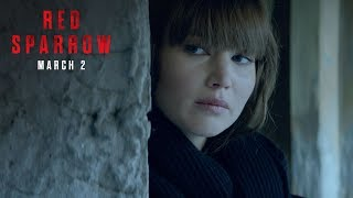 "Red Sparrow | ""She's Out of Your League"" TV Commercial 
