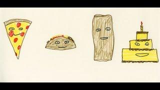 Tacos and Burritos and Cake