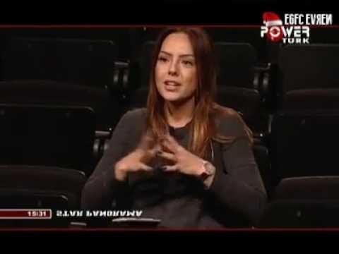Serdar Ortaç'ın Ebru Gündeş Hakkında Konuştu (PowerTurk 27.12.2012)