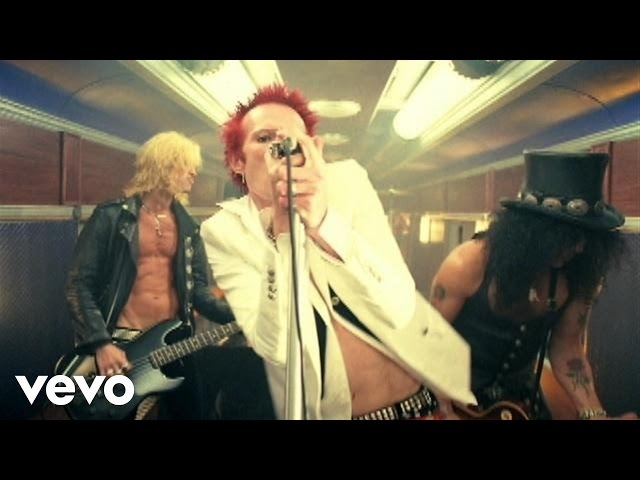 Video oficial de Dirty Little Thing de Velvet Revolver