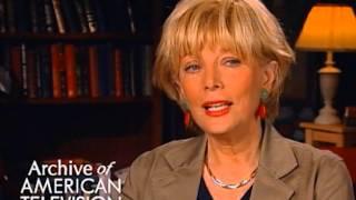Lesley Stahl discusses Face the Nation - EMMYTVLEGENDS.ORG