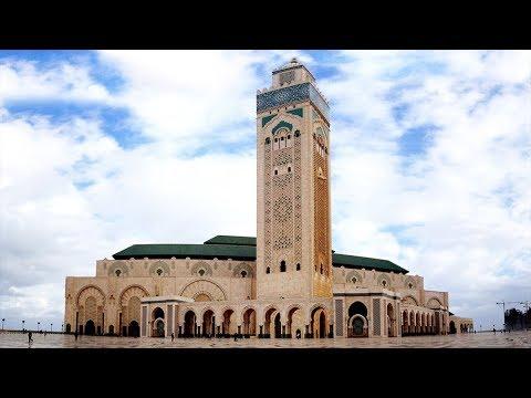 Hassan II Mosque – Casablanca, Morocco