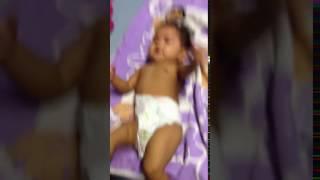 hyper baby Erika @ 6 months