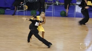 Armen Tsaturyan - Svetlana Gudyno | WDSF 2017 European LAT - R1 PD