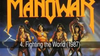 Los mejores discos de Manowar