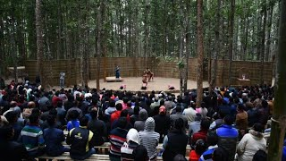 A theatre at one with nature