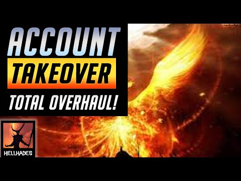 RAID: Shadow Legends | ACCOUNT TAKEOVER! HELLHADES AT IT AGAIN! CLAN BOSS DESTROYED!
