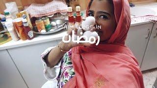 ١٩ رمضان   الباستا اللي دخلت موسوعة غينيس وابونا زايد