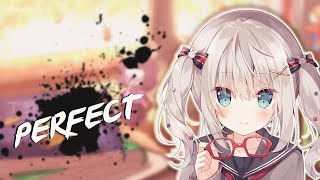 Nightcore - Perfect (Guitar Electric) | Lyrics