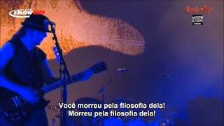 System Of A Down - Suite-pee live Rock in Rio [Legendado-BR/HD Quality]
