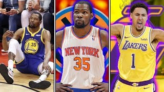 How The Kevin Durant Injury Changes EVERYTHING