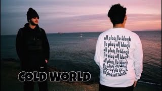 Trapsoul Bryan ft. Chris Insane - Cold World ( MUSIC VIDEO )