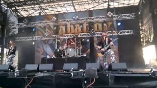 Sabaton - Carolus Rex (Svenska) Kivenlahti Rock 2014