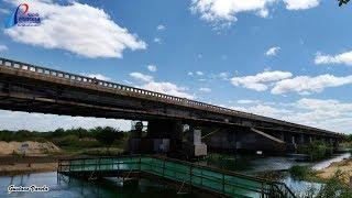 Obras na ponte Felipe Guerra deverão ser concluídas em 2019