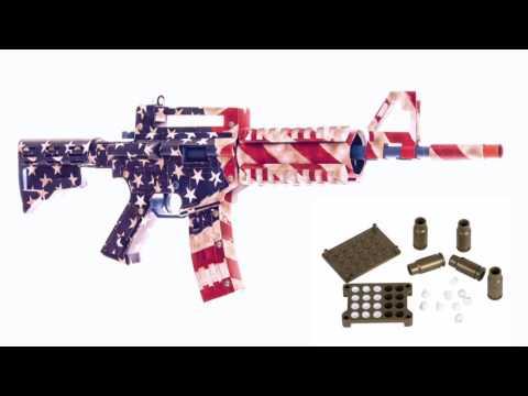 Video: Patriot Paper Shooter | Pyramyd Air