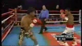 Zahir Raheem vs Luisito Espinosa