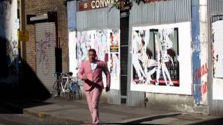 Robbie Williams, Candy Video, London East End, 18 Aug 2012