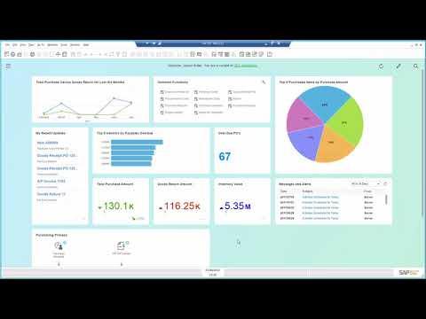 SAP Business One pro nákupní oddělení