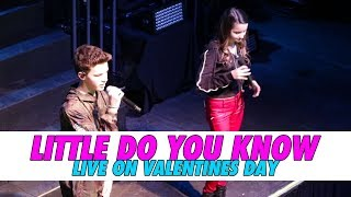 Little Do You Know - Live on Valentines Day!