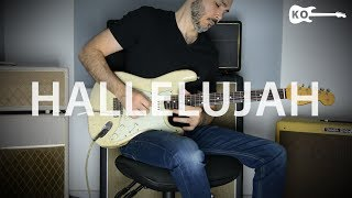Halleluja - Electric Guitar Cover by Kfir Ochaion